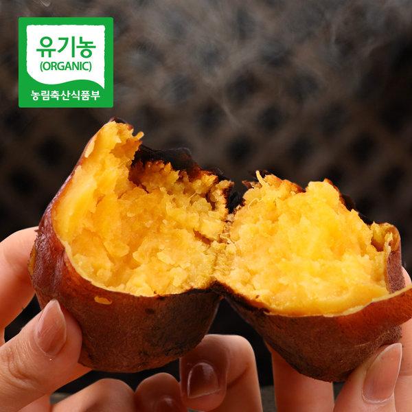 [유기농] 꿀고구마(베니하루카) 10kg