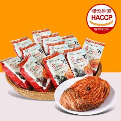 김치매운맛 도시락김 4gx12봉(48g) HACCP