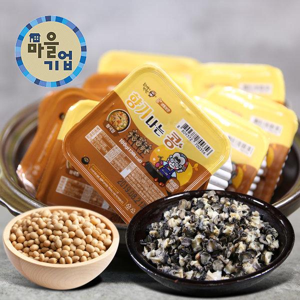 청국장+우렁이세트 (4+4)/올미원/마을기업