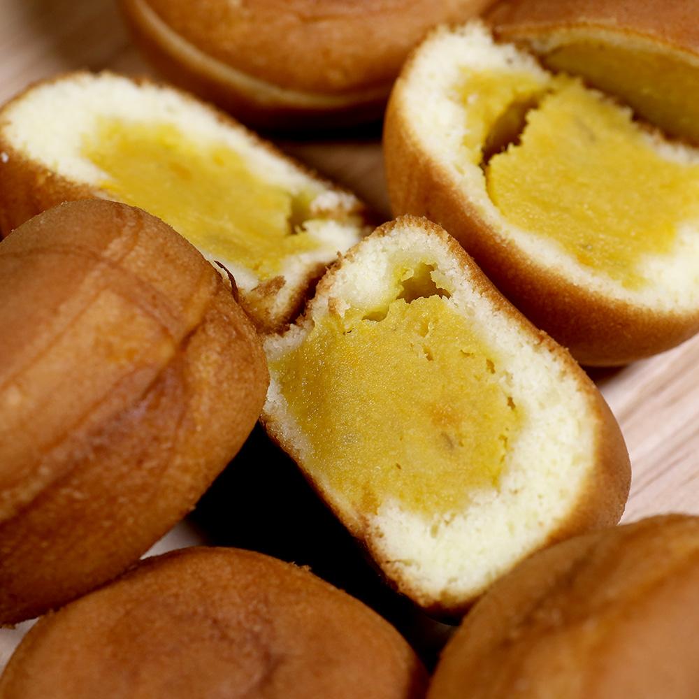 간식 고구마 빵 22gx45개 / 국내산고구마